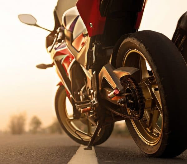 GPS lokátor pro motocykly - motorka