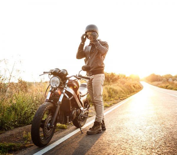 GPS lokátor pro motocykly - motorkar